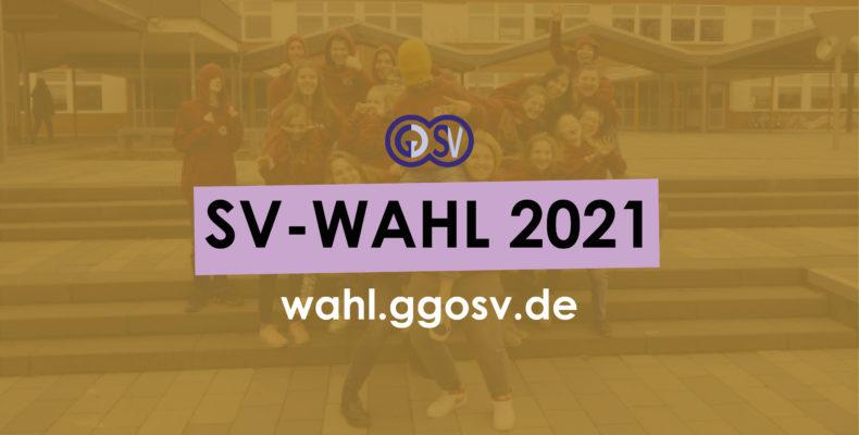 SV-Wahl: wahl.ggosv.de